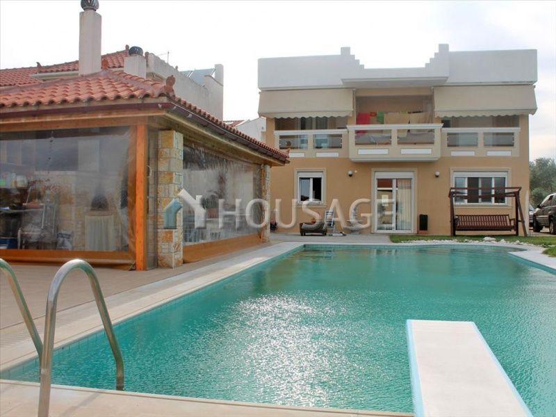 Вилла на Эвбее, Греция, 390 м2 - фото 1