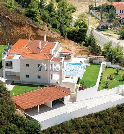 Вилла на Кассандре, Греция, 400 м2 - фото 1