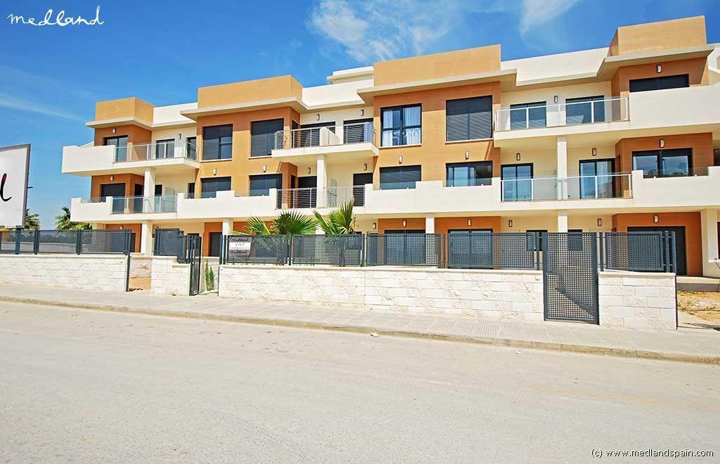 Апартаменты в Ла Cении, Испания, 103 м2 - фото 1