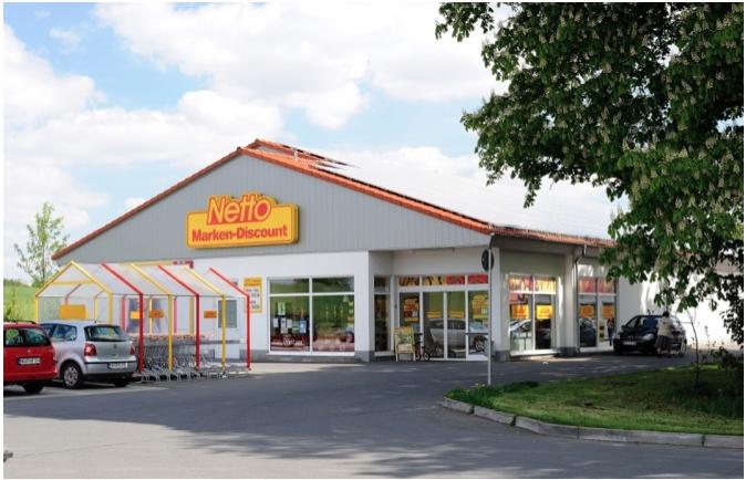 Магазин в Северной Баварии (Франконии), Германия, 1087 м2 - фото 1