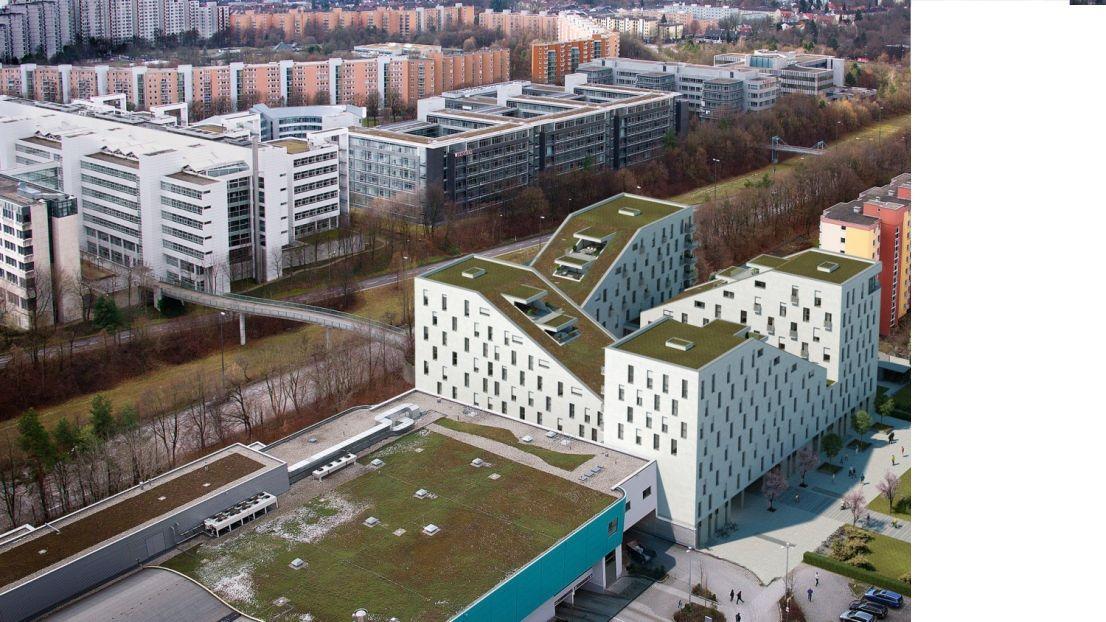 Коммерческая недвижимость в Мюнхене, Германия, 2118 м2 - фото 1