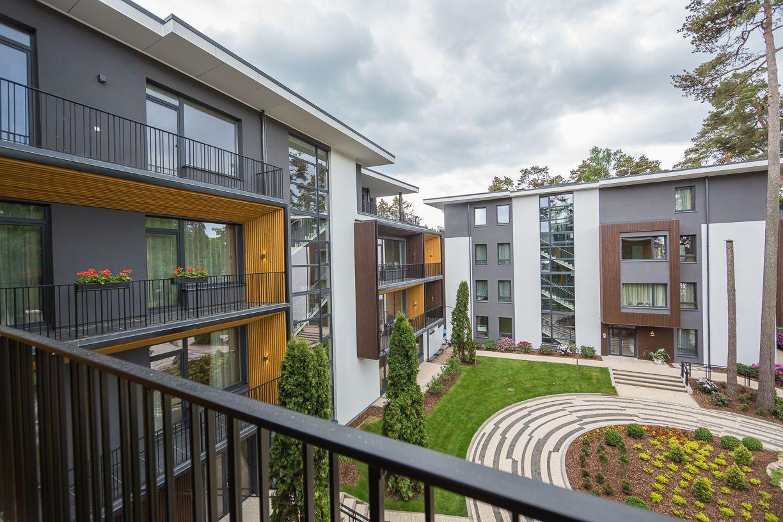 Апартаменты в Юрмале, Латвия, 90 м2 - фото 12