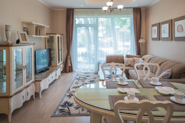 Апартаменты в Юрмале, Латвия, 90 м2 - фото 3