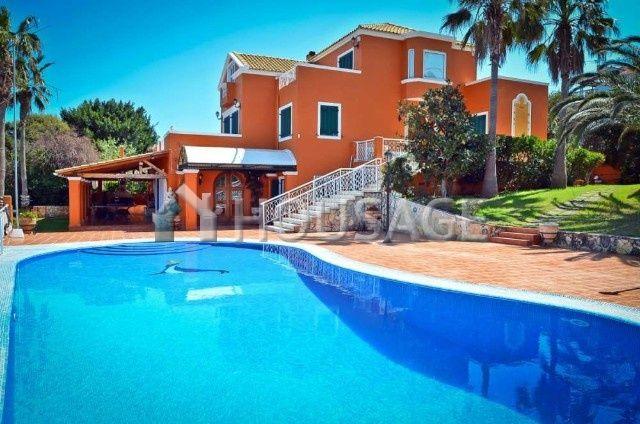 Дом на Закинфе, Греция, 550 м2 - фото 1