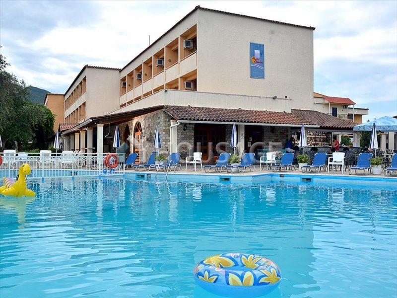 Отель, гостиница на Керкире, Греция, 5700 м2 - фото 1