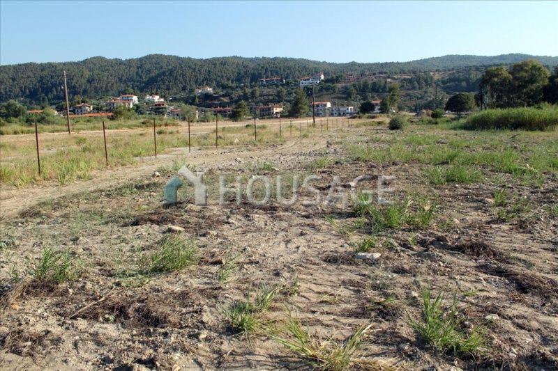 Земля в Ситонии, Греция, 4018 м2 - фото 1
