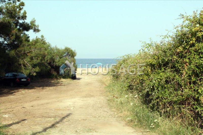 Земля в Ситонии, Греция, 1300 м2 - фото 1