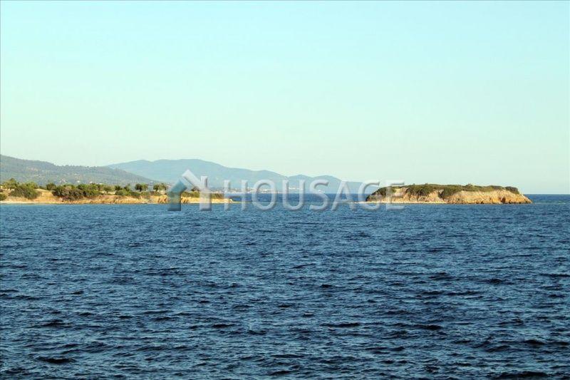 Земля в Ситонии, Греция, 8500 м2 - фото 1