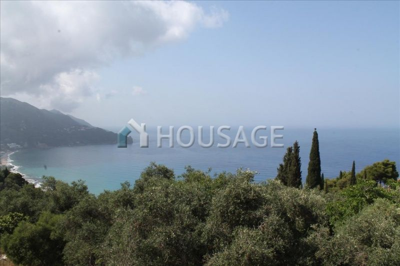 Земля на Керкире, Греция, 12000 м2 - фото 1