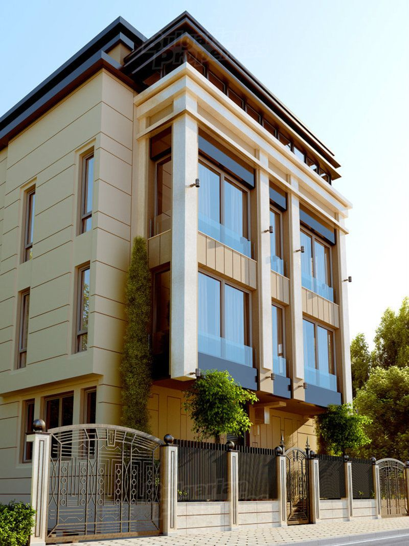 Апартаменты в Софии, Болгария, 215 м2 - фото 1