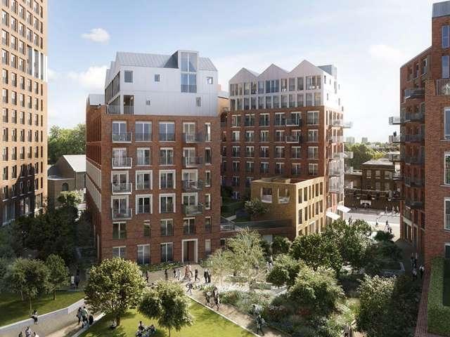 Квартира в Лондоне, Великобритания, 45 м2 - фото 1