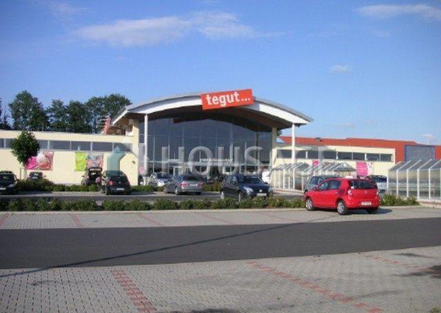 Магазин Айхенцелль, Германия, 8646 м2 - фото 1