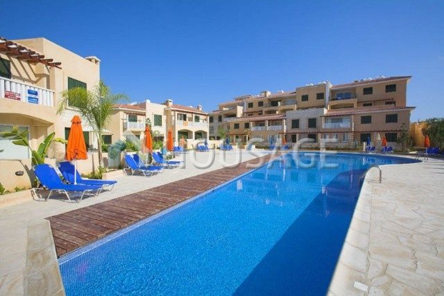 Апартаменты в Пафосе, Кипр, 90 м2 - фото 1