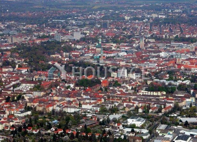 Отель, гостиница Брауншвайг, Германия, 5384 м2 - фото 1