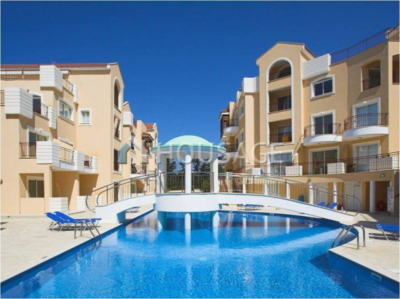 Квартира в Пафосе, Кипр, 58 м2 - фото 1