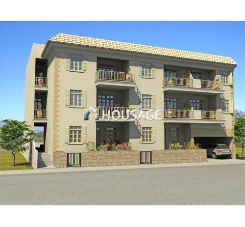 Квартира в Лимассоле, Кипр, 53 м2 - фото 1