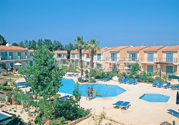 Квартира в Лимассоле, Кипр, 47 м2 - фото 1