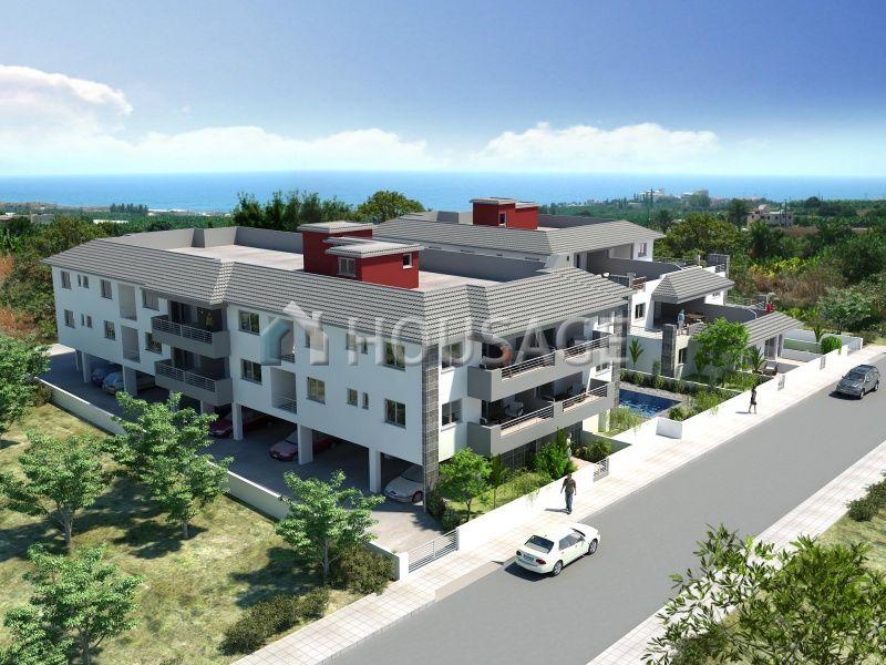 Квартира Фамагуста, Кипр, 116.83 м2 - фото 1