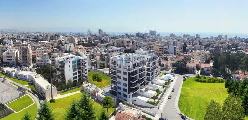 Квартира в Ларнаке, Кипр, 88 м2 - фото 1