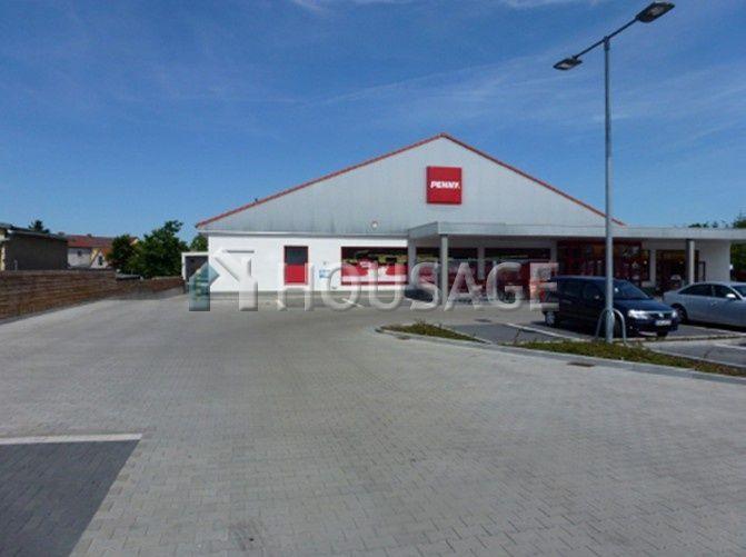 Магазин в Берлине, Германия, 3907 м2 - фото 1