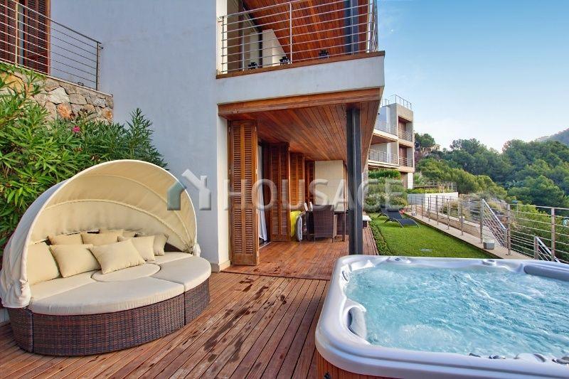 Апартаменты Пуэрто-де-Андрач, Испания, 124 м2 - фото 1