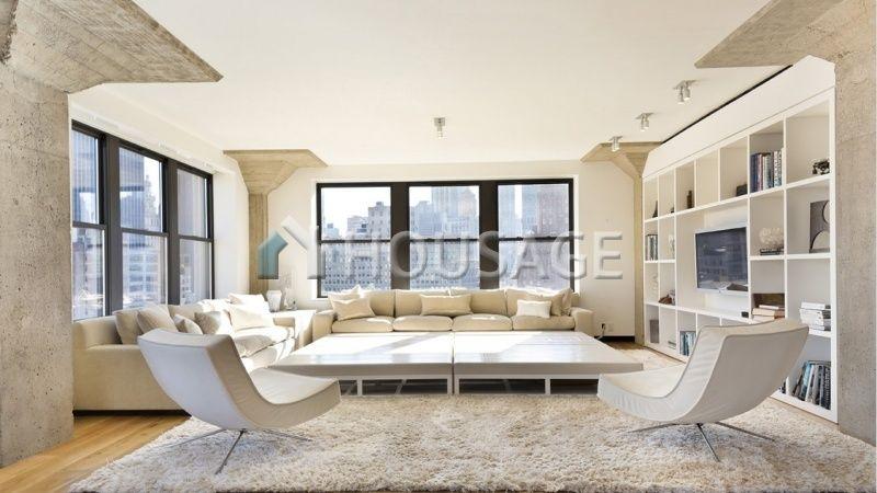 Квартира на Манхэттене, США, 645 м2 - фото 1