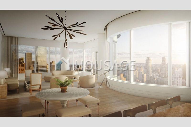 Квартира на Манхэттене, США, 310 м2 - фото 1