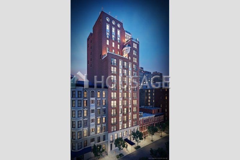 Квартира на Манхэттене, США, 368 м2 - фото 1