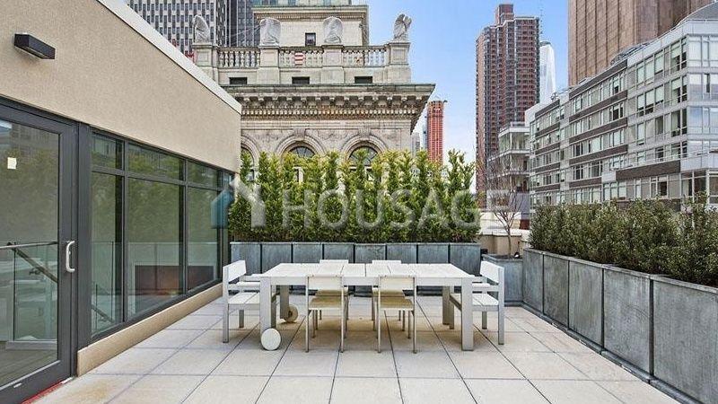 Квартира на Манхэттене, США, 264 м2 - фото 1