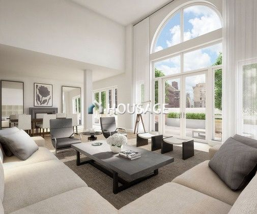 Квартира на Манхэттене, США, 254 м2 - фото 1