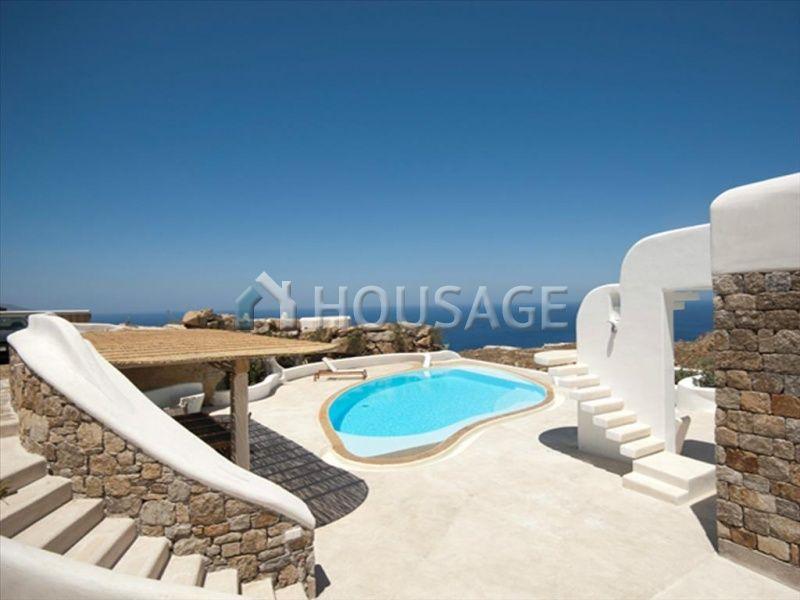 Вилла на Миконосе, Греция, 470 м2 - фото 1