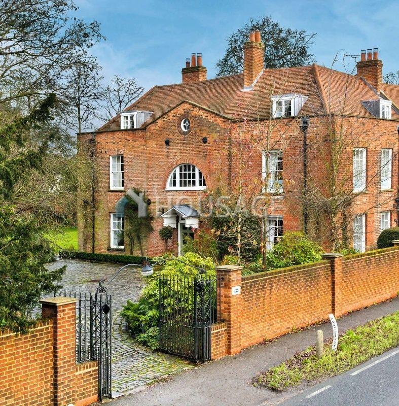 Дом в Лондоне, Великобритания, 2830 м2 - фото 1