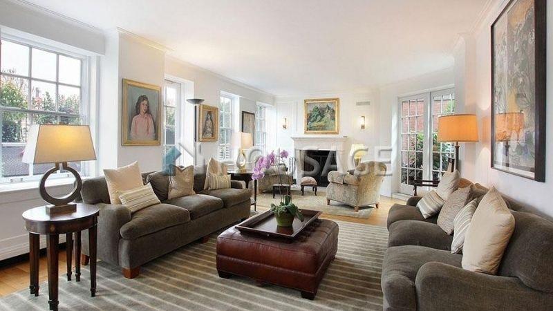 Квартира на Манхэттене, США, 223 м2 - фото 1
