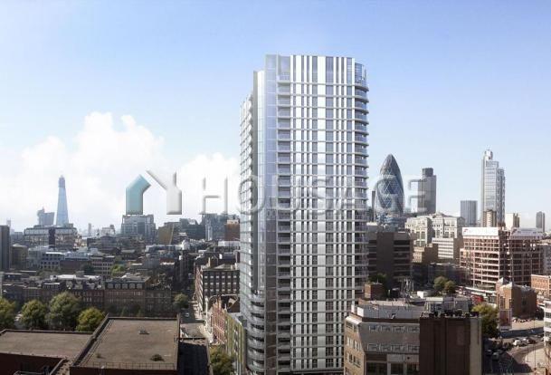 Квартира в Лондоне, Великобритания, 47 м2 - фото 1