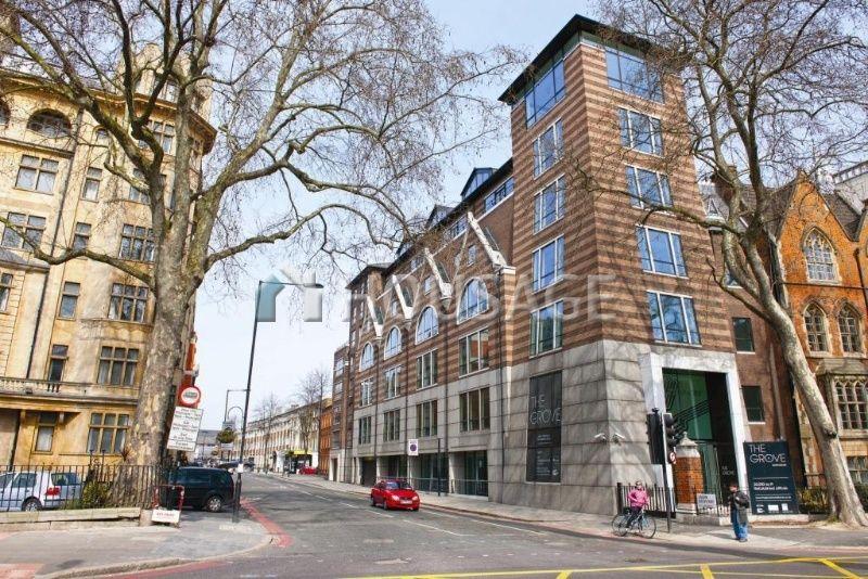 Квартира в Лондоне, Великобритания, 40 м2 - фото 1