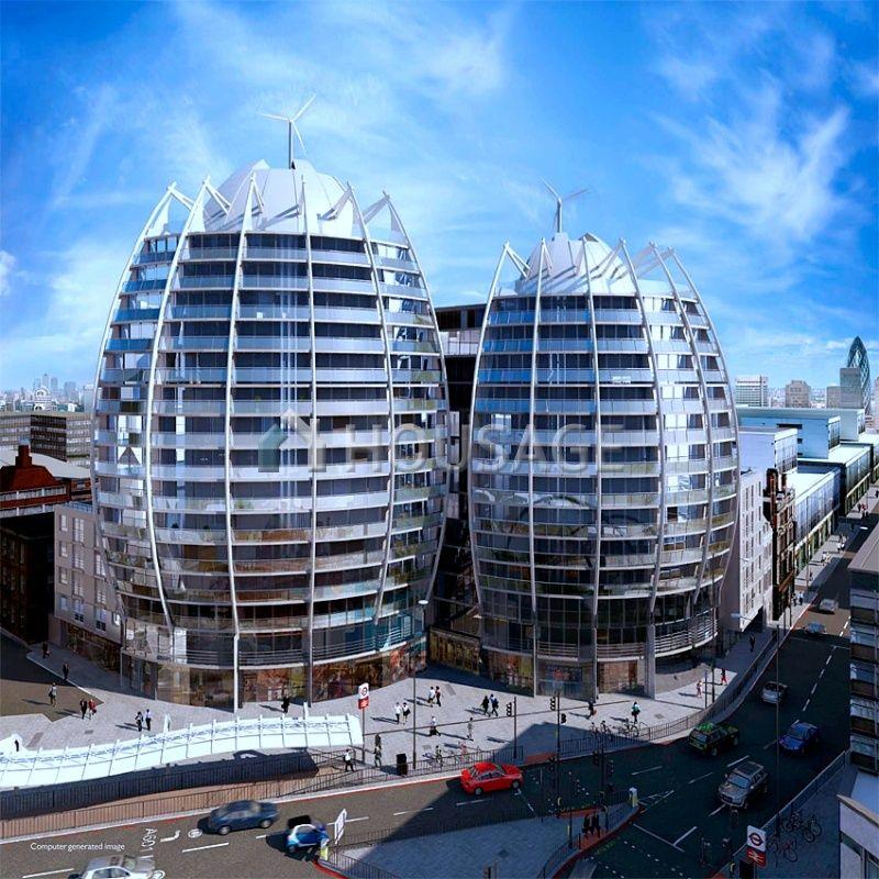 Квартира в Лондоне, Великобритания, 65 м2 - фото 1
