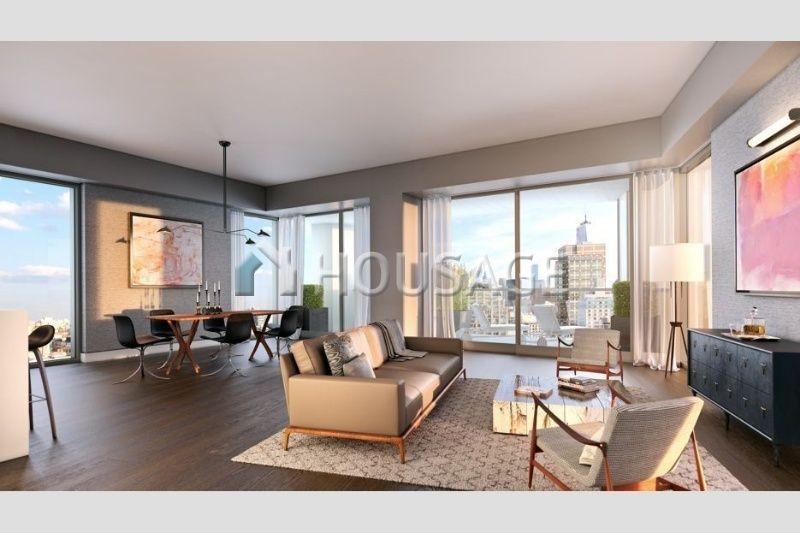 Квартира на Манхэттене, США, 210 м2 - фото 1