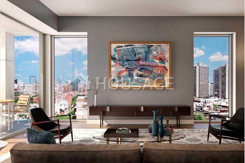 Квартира на Манхэттене, США, 206 м2 - фото 1