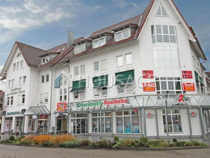 Доходный дом Ахерн, Германия, 3685 м2 - фото 1