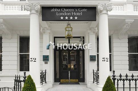 Отель, гостиница в Лондоне, Великобритания, 4890 м2 - фото 1