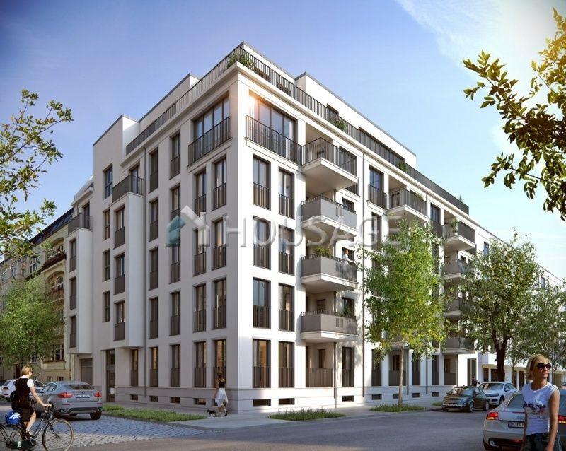 Квартира в Берлине, Германия, 136 м2 - фото 1