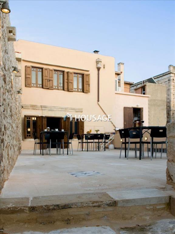 Отель, гостиница Крит, Греция, 200 м2 - фото 1