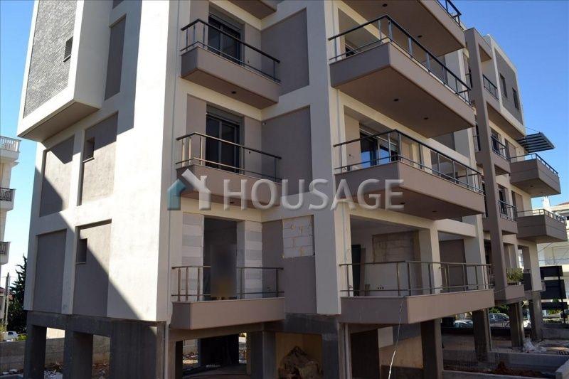 Квартира в Салониках, Греция, 77 м2 - фото 1