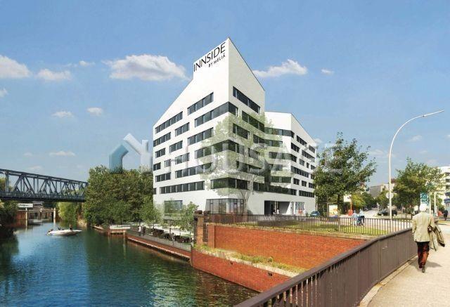 Отель, гостиница в Гамбурге, Германия, 8478 м2 - фото 1