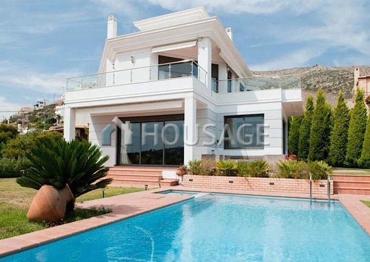 Дом в Афинах, Греция, 900 м2 - фото 1