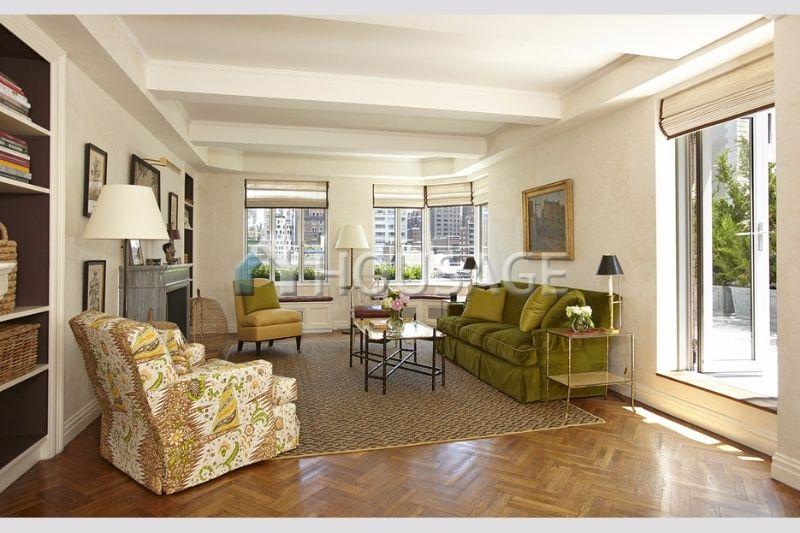 Квартира на Манхэттене, США, 126 м2 - фото 1