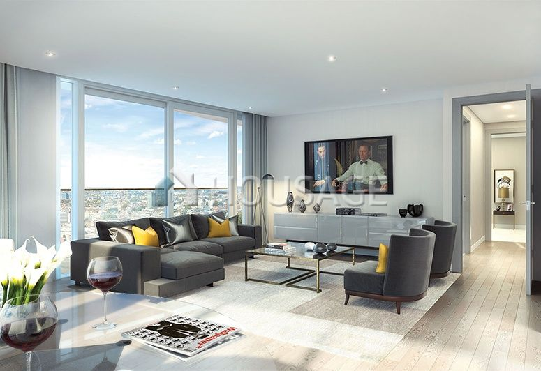Квартира в Лондоне, Великобритания, 85 м2 - фото 1