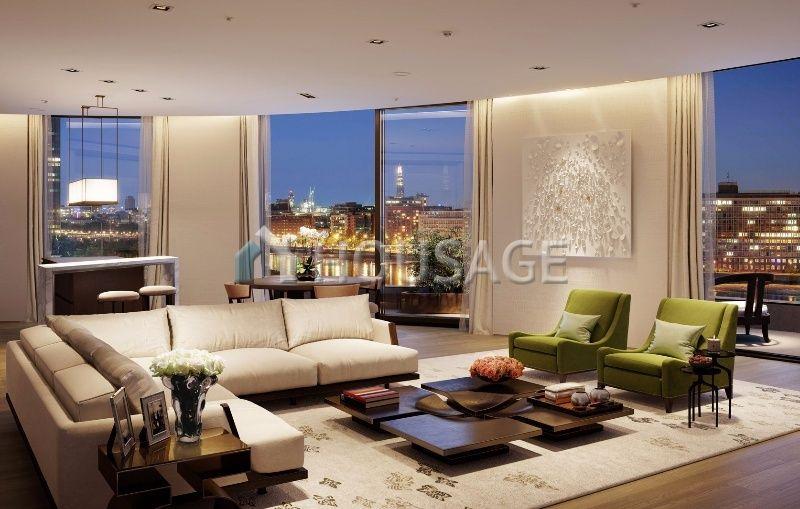 Квартира в Лондоне, Великобритания, 87 м2 - фото 1