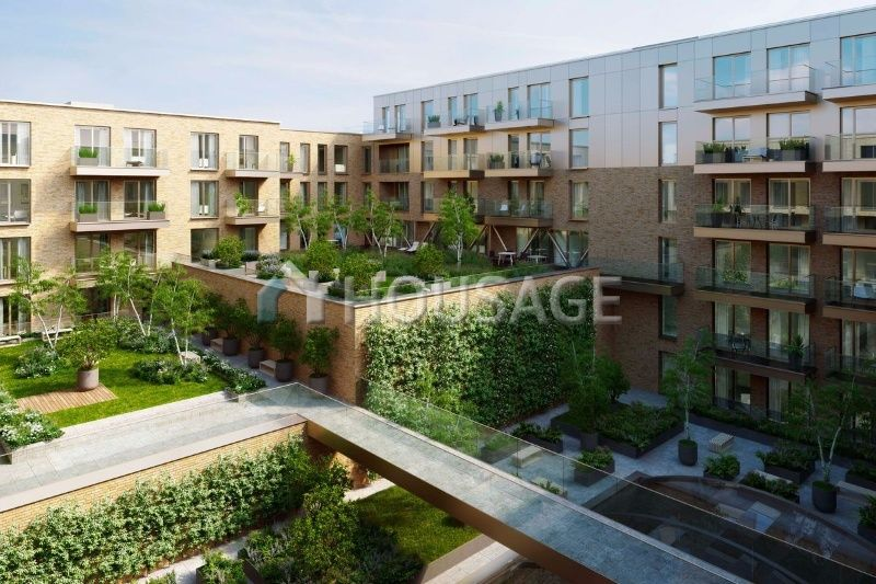 Квартира в Лондоне, Великобритания, 89 м2 - фото 1
