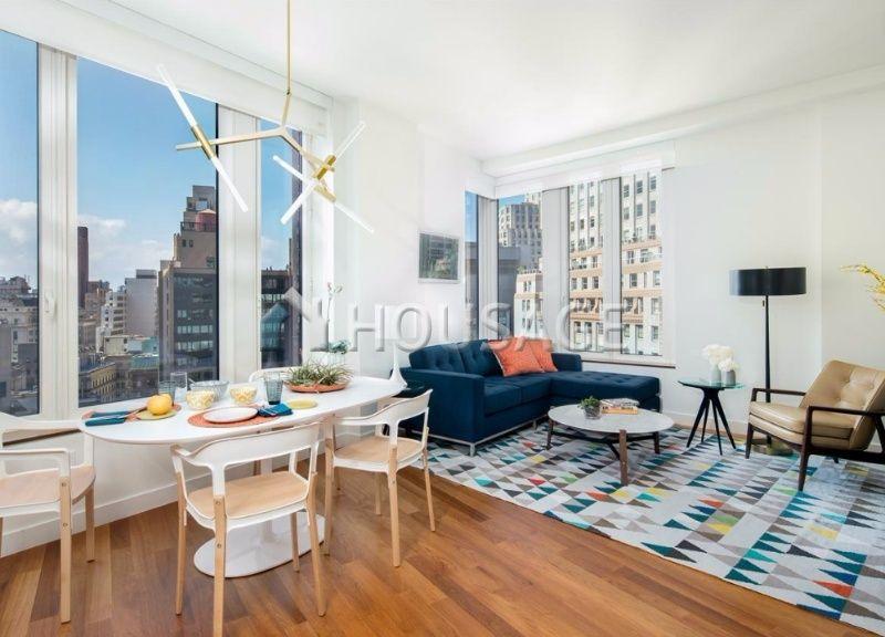 Квартира на Манхэттене, США, 128 м2 - фото 1